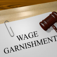 File on wage garnishment in Illinois law context