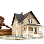 House with a gavel
