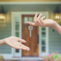 Passing estate keys down to another family member